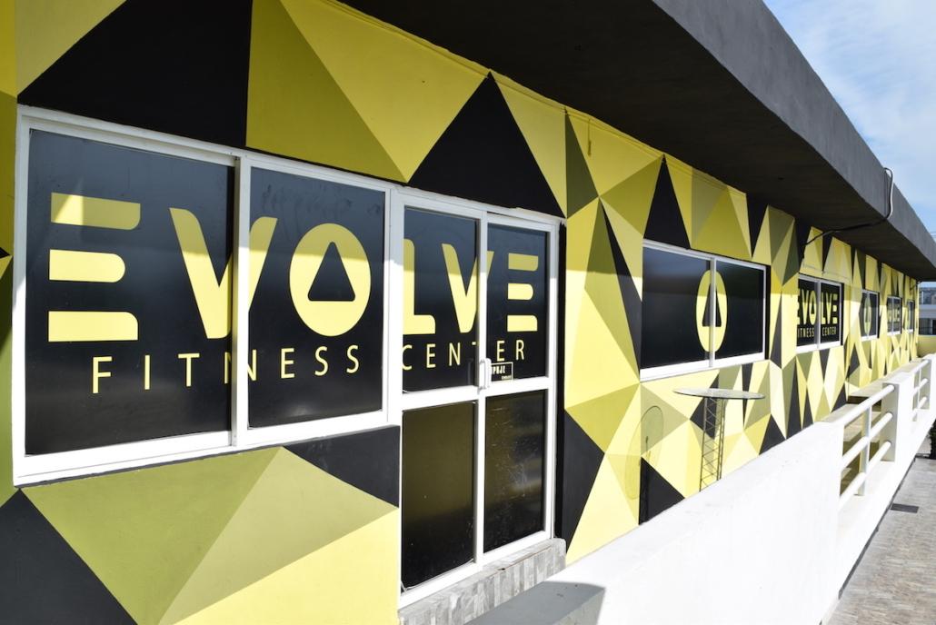 Evolve Gym Constituyentes - Evolve Fitness